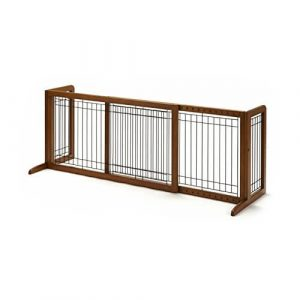 Richell Wood Pet Gate