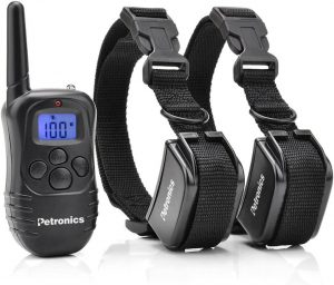 Petronics Shock Collar for Dogs
