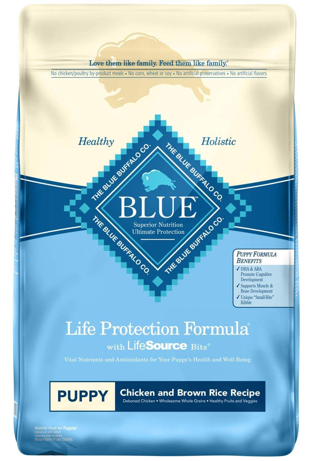 Blue Buffalo Puppy Dry Dog Food