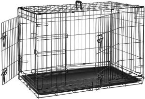 AmazonBasics Single and double door Crate